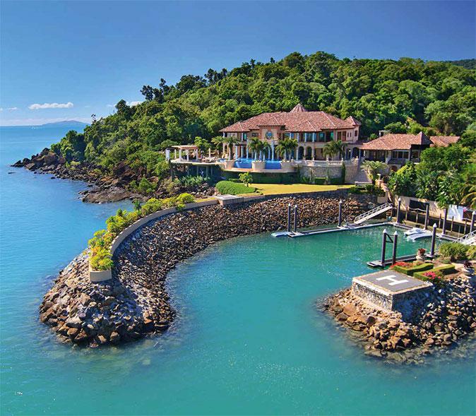 Best properties in the world