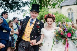 How to plan the perfect country wedding