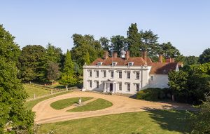 A traditional country estate that straddles the River Stour