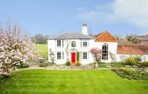 The former home of 'the fastest brush alive' comes to the market