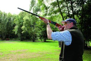 Leather Gun Slip Makers and the Baikal shotgun