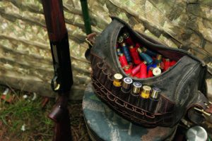 What's the law on transporting shotgun cartridges?