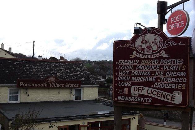 Ponsanooth Village Stores