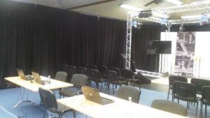 UCB Training room