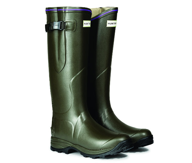 Women's Balmoral wellingtons