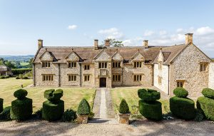 The Elizabethan manor that offered refuge to Charles II as he fled to France