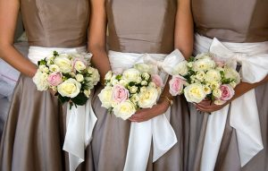 Bridesmaids: Why less is more