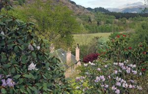 The 'dreamy and absorbing' garden at Constance Spry's holiday bolthole