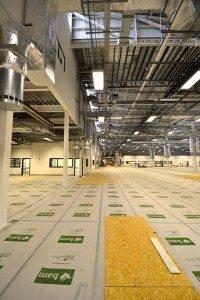 commercial ceiling contractors