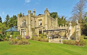 A pocket-sized Downton Abbey for sale on the edge of the Peak District