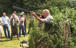 Book your place on our Pigeon Shooting Masterclass with Will Garfit