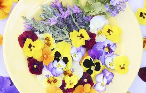 Edible flowers: 15 beautiful blooms that really are good enough to eat