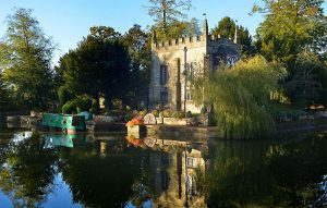 A picture-perfect castle for sale just outside London