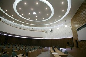 Commercial ceiling types