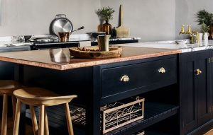 How metal handles offer a beautiful finishing touch to a kitchen