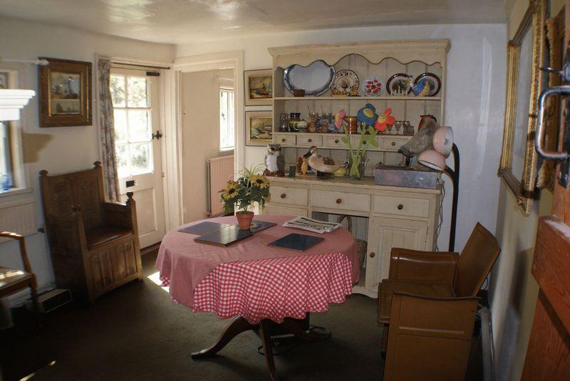 Romantic cottages