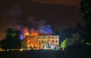 Clandon Park after the fire: The National Trust's largest ever reconstruction