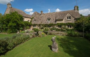 A delightful 18th century home set in 36 acres of  the glorious Cotswolds