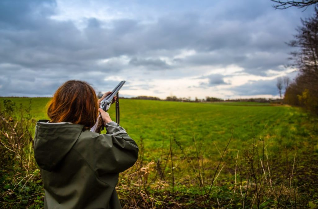 Beginner's guide to clay pigeon shooting