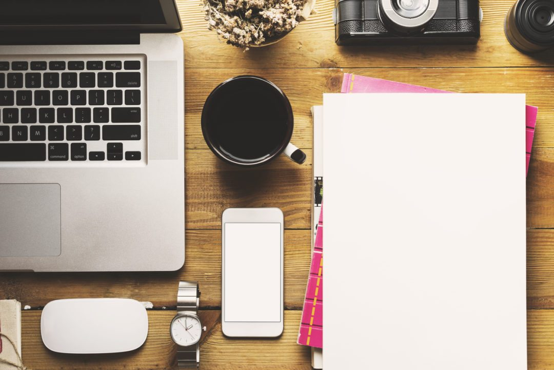 Top 5 Tips for the Perfect Workspace
