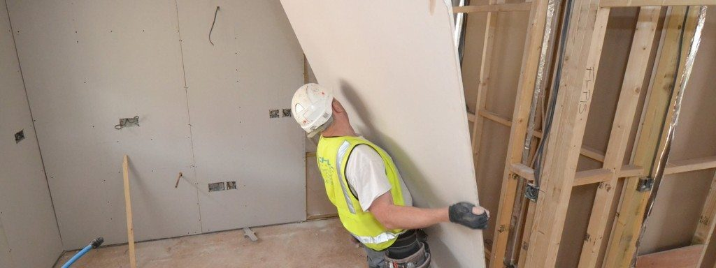Drylining Companies provide cost effective alternatives to traditional plaster