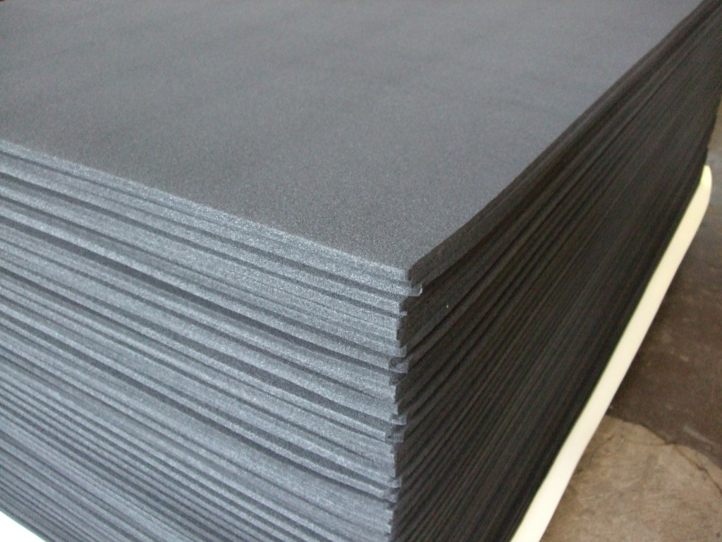 Sound absorbing foam – ideal for the entertainment industry