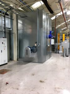 powder curing oven products
