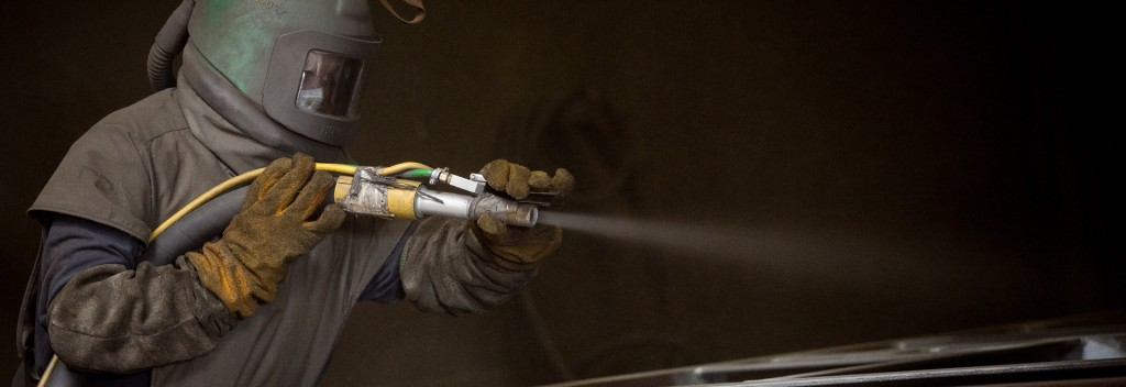 Metal Shot Blasting From The Professionals