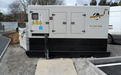 Diesel Generator Rental – Always There In Good Times and Bad