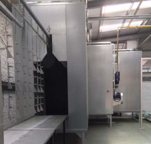 powder drying ovens