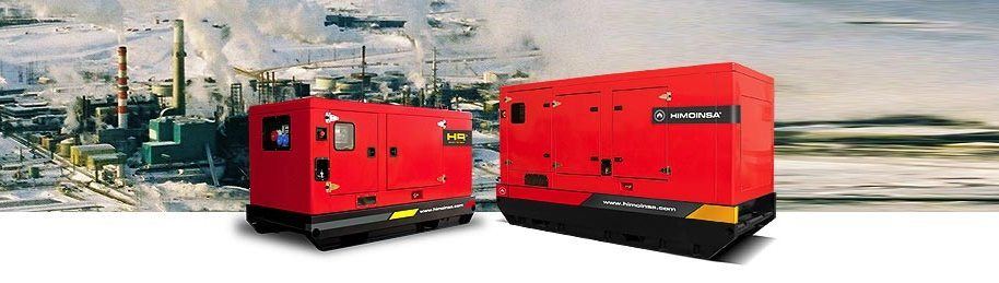 New Diesel Generators, Himoinsa Becomes The Global Leading Manufacturer