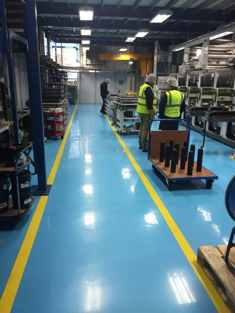 Floor Coatings Market Set To Be Robust Well Into The 2020s