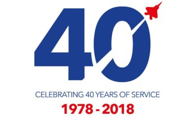 From Small Beginnings to a Genuine Global Presence – Celebrating 40 Years of Success