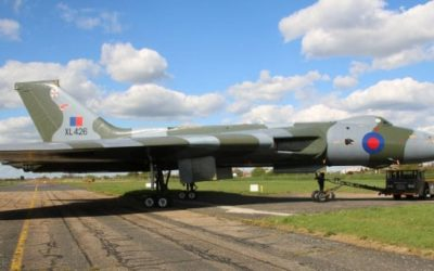 Indestructible Paint's Coating Technology Helps Keep The Famous Vulcan Aircraft Running