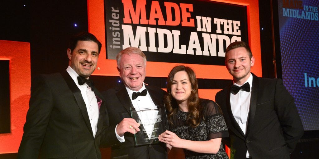 Indestructible Paint Wins Prestigious Export Award