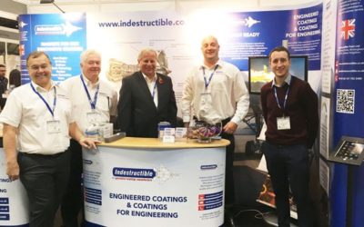 Indestructible Paint Brings Performance Coating Expertise to The Thermal Engineering Show
