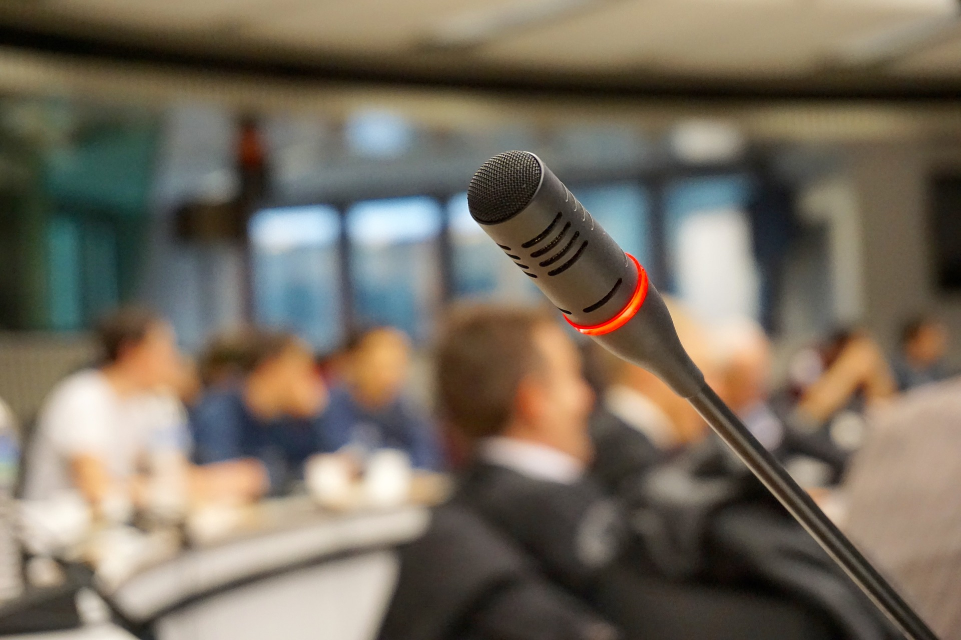 Making your business conference stand out