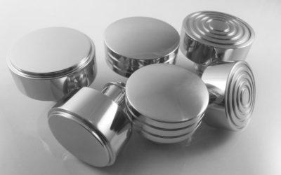 Modern architectural ironmongery  |  NEW mortice door knobs
