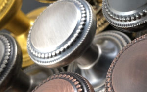 types of brass finishes