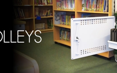 Laptop Trolleys | Secure and cost-effective laptop storage solutions