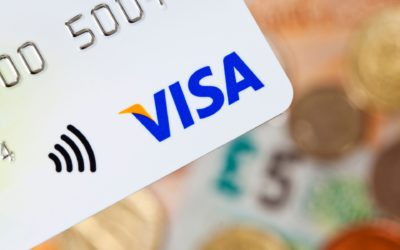 Visa declares war on cash with plan to pay British businesses to ban coins and notes