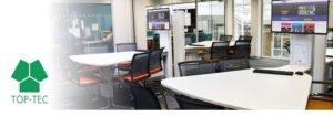 Technology-and-collaboration furniture