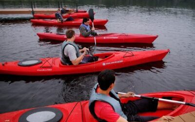 6 Unexpected Ways Outdoor Team Building Activities Can Boost Performance