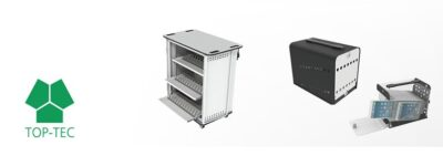 Laptop Storage Trolley Solutions | Laptstore Lite