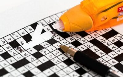 Top 5 Health Benefits of Crossword Puzzles | Specialist Dementia Care