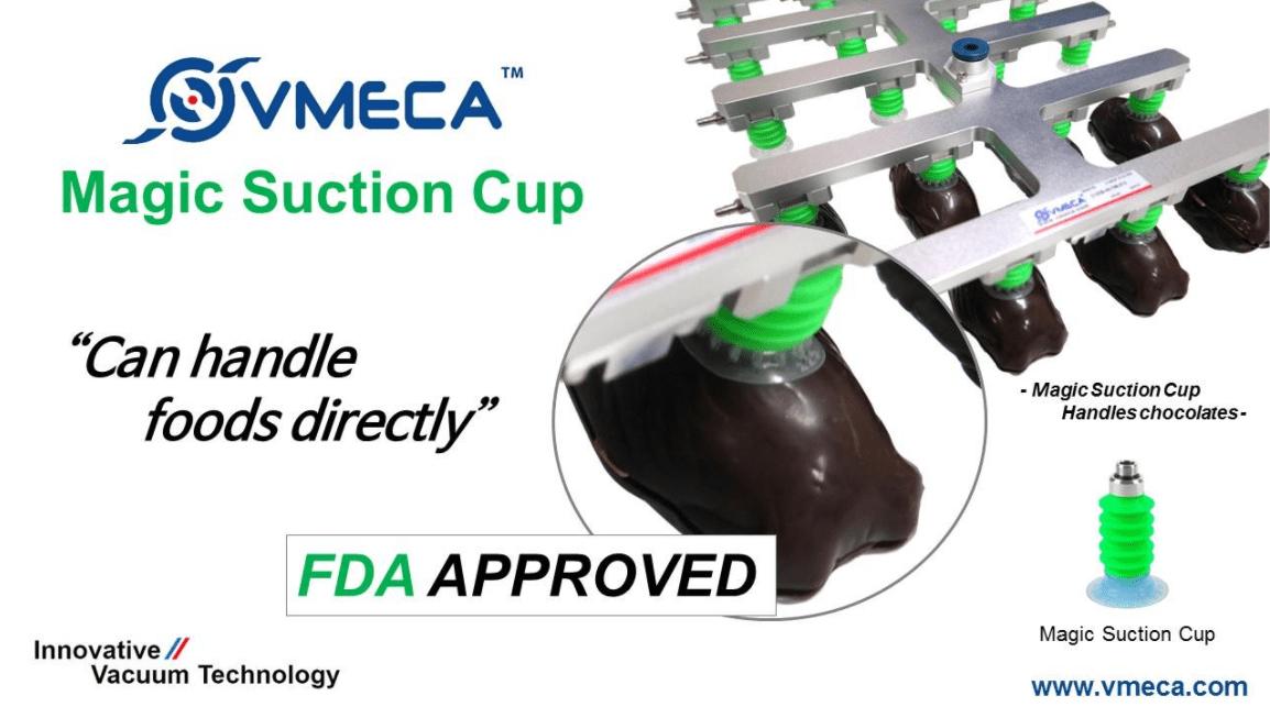 FDA Approved Vacuum Cups