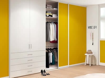 Fitted Wardrobe Interiors at design haus bedrooms