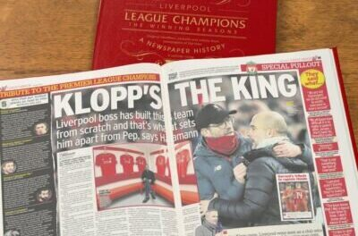 Football Book Gifts | The Ideal Gift For That Football Fanatic